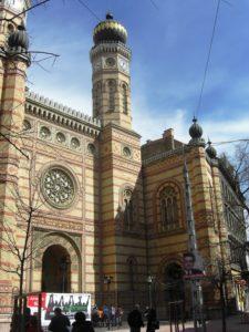 Synagoge, Budapest